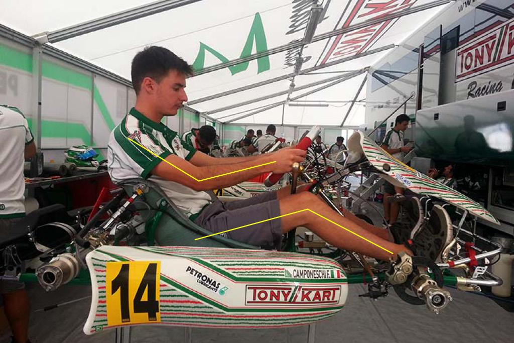 Camponeschi's KZ racing secrets - TKART - News, tips, tech