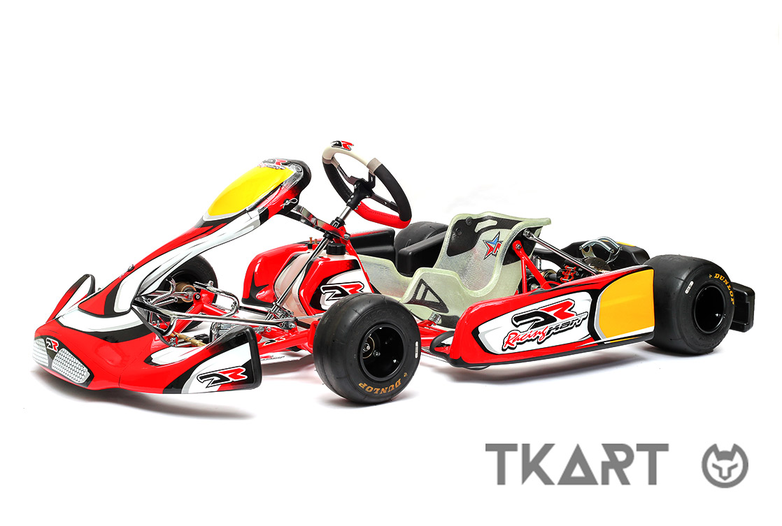 DR S97 chassis, get to know the chassis in OK version