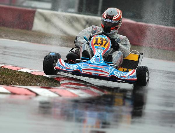 From sun to rain adjust your kart's set-up - TKART - News, tips