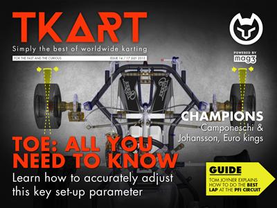 TKART N°14 è Online!