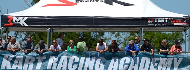 KART RACING ACADEMY 2015: ETAPE 2 A LAVAL