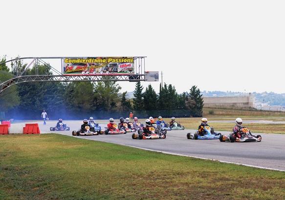 ACI Sport – Trofeo Karting Lucano 2016