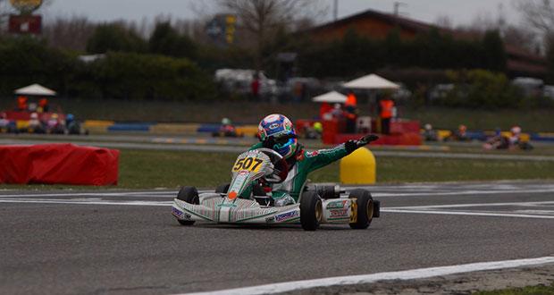 Tony Kart - trionfo alla 7 Laghi