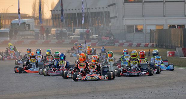 Parte la WSK Super Master Series, al primo appuntramento 2017 dal 2 al 5 febbraio all'Adria Karting Raceway