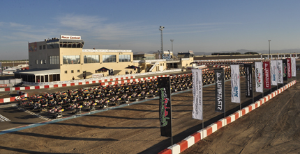 Here are the 2011 Rotax MAX Challenge Grand Finals