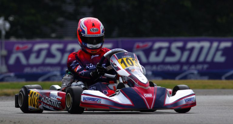 Kosmic Kart – a Le Mans 6 Kosmic al top della OK