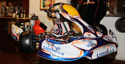CRG celebrates the 2011 season with Alex Zanardi and gets ready for 2012 with the new Maxter single-brand competition