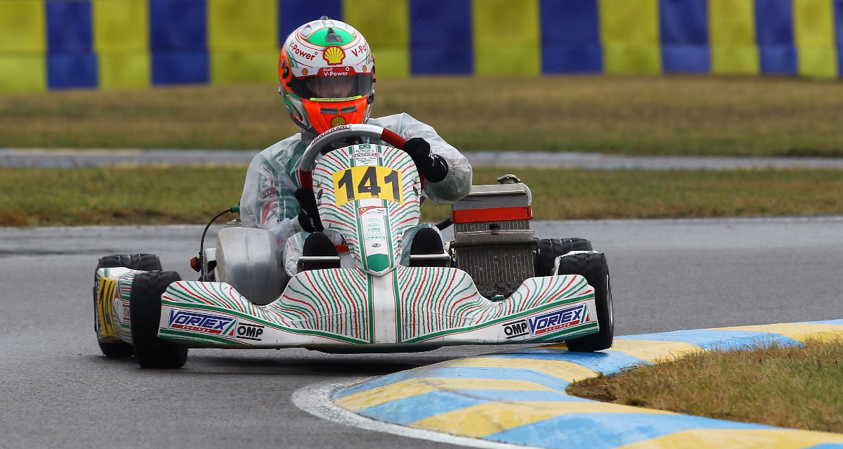 Tony Kart - Le Mans in archivio