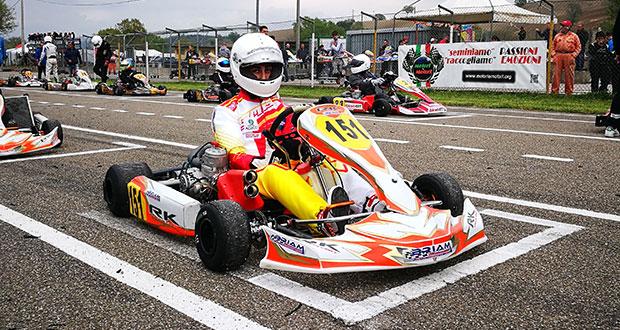 Si conclude il primo round del Trofeo Karting Lucano 2017 al Kartodromo Orsoleo di Roccanova (PZ)