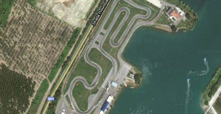 Easykart-Kart Grand Prix: test a Castelletto