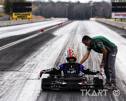 Kart vs F3  A madness came true thank to Gold Kart and Forè