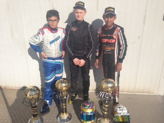 WSK CHAMPIONS CUP: FINALE MINI