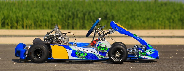 G.P. Racing: An Unconventional Chassis