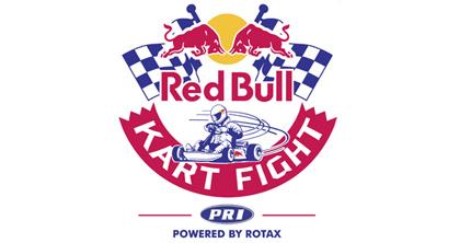 The Red Bull Kart Fight will take place on Thursday December 1st at Orlando's PRI