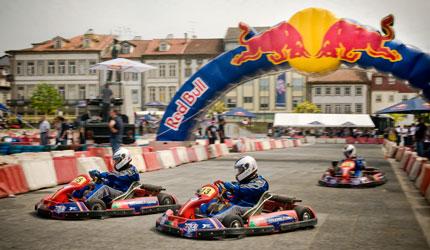 bologna italia kart The 2012 Red Bull Kart Fight World Final at the Motorshow in