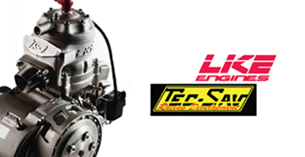 Sensational: in 2013 LKE will present the TS1, the first KZ engine made in  collaboration with TEC-SAV by Savard