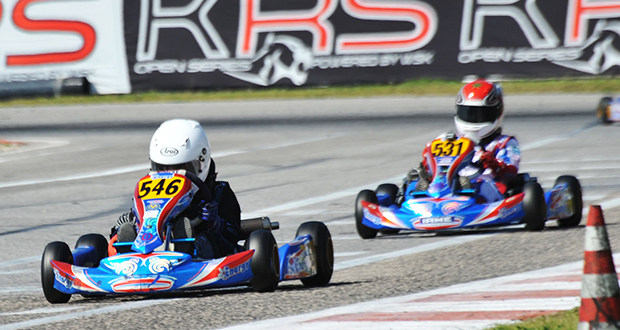 WSK Super Master Series – the provisional standings