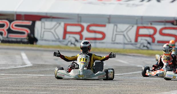 WSK Super Master Series – terza tappa a Muro Leccese