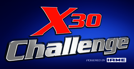 IAME X30 Challenge: the weekend of the National Final