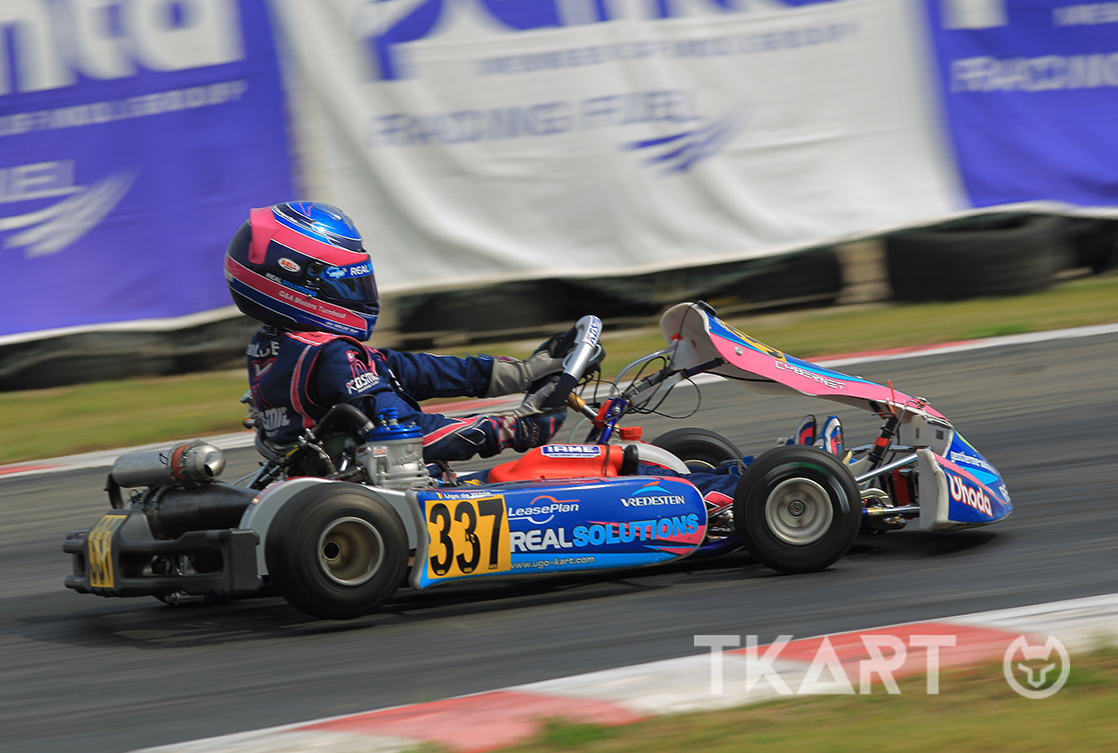 Caster adjustments kart - TKART - News, tips, tech about karting