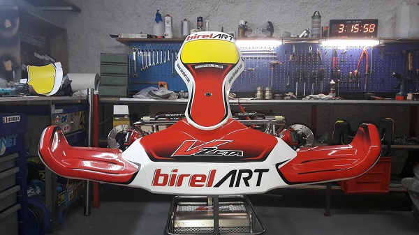 SCOOP: The first photos of the new BirelArt.