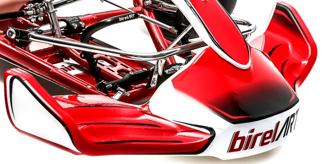 We Have Already Unveiled To You The New Front Spoiler From Birel ART That  Is Inspired By F1. Now, Thanks To The Official Presentation Of The New Birel  ART ...