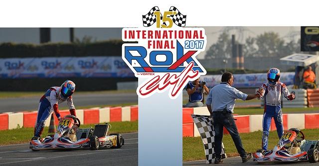 ROK CUP International Final 2015, non solo 5 vincitori…