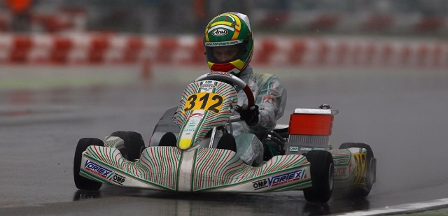 Tony Kart: WSK Final Cup round 1