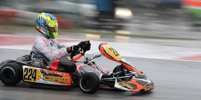 First indications for CRG at the WSK Final Cup in Adria