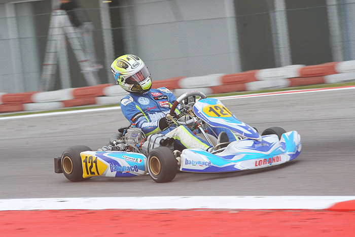 Le classifiche provvisorie dopo la prima tappa della WSK Final Cup all'Adria Karting Raceway (RO)