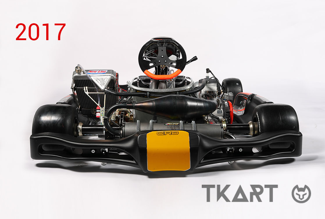 CRG Road Rebel, the chassis of champions - TKART - News, tips, tech