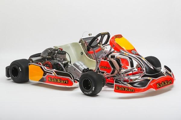 kalì kart the new 2018 racing chassis range tkart news tips