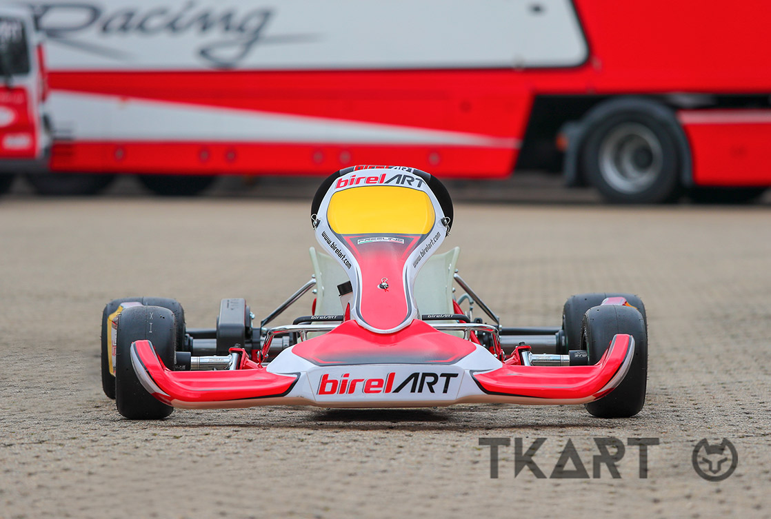 Captivating The Birel Art RY32 Frame Has Traditional Shapes. All Tubes Are 32 Mm In  Diameter.