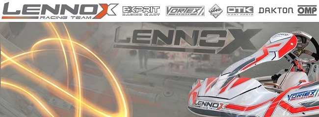 LENNOX RACING TEAM ready for its debut