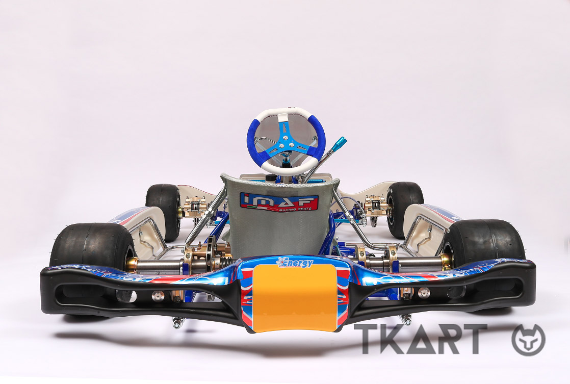 Energy Space 2018 Version - TKART - News, tips, tech about karting