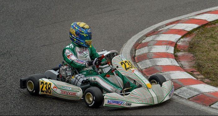 Prossima fermata del Tony Kart Racing Team: La Conca, 3° round WSK