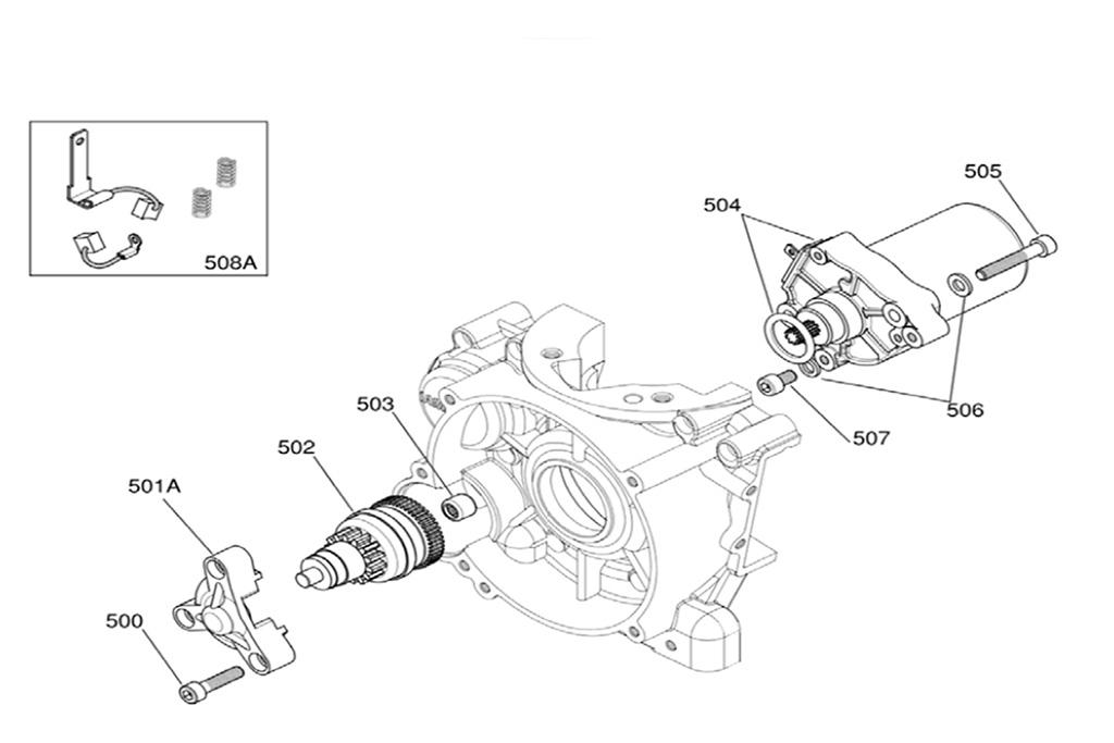 All The Steps To Overhaul The Starter Motor