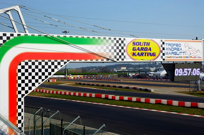 The rise of the Margutti Trophy, more than 250 drivers in Lonato