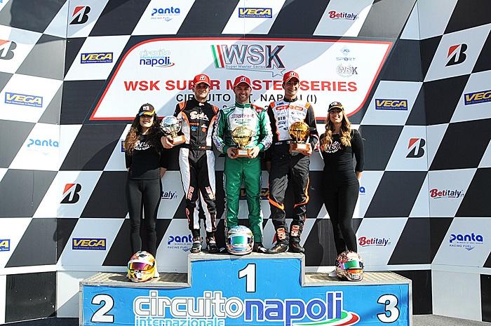 WSK Super Master Series – Classifiche finali