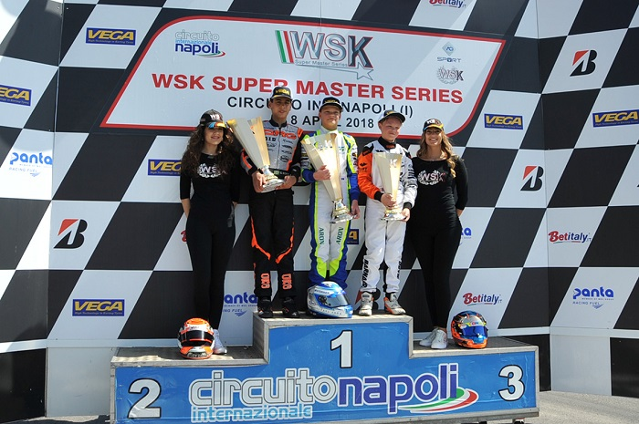 WSK Super Master Series, 4th round at Sarno (I) – Final races