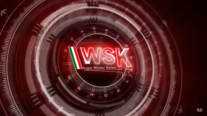 Karting: secuencias de video de la WSK Super Master Series – Rd. 2