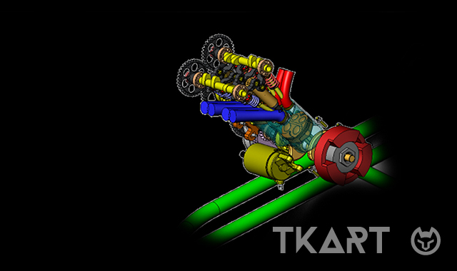 Analysis Of A 4 Stroke Racing Engine Design Project For Karts Tkart