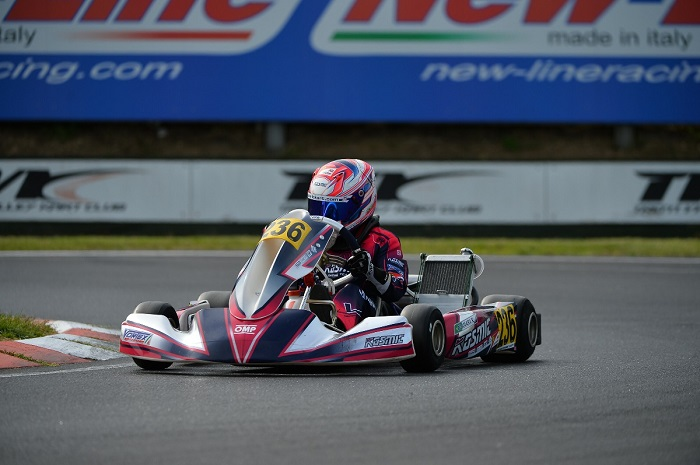 Good Results For The Kosmic Racing Department In England Tkart