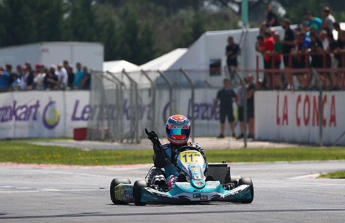 La Conca esalta i protagonisti della seconda prova del Campionato Italiano ACI Karting