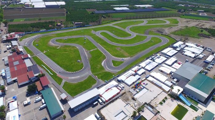 A Sarno inizia la terza prova del Campionato Italiano ACI Karting