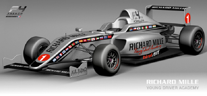 Richard Mille Driver Academy offers full season in F4