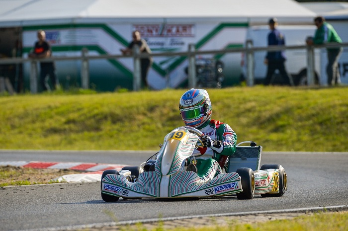 Final challenge of the European Championship for KZ e KZ2 in Lonato