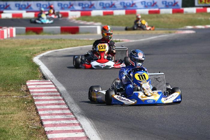I finalisti a Lonato per la quarta prova del Campionato Italiano ACI Karting