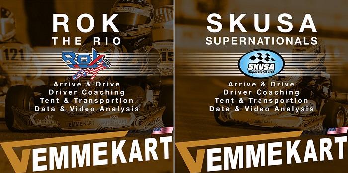Con Skusa Summernationals acercándose rápidamente, Vemmekart USA mira a Las Vegas