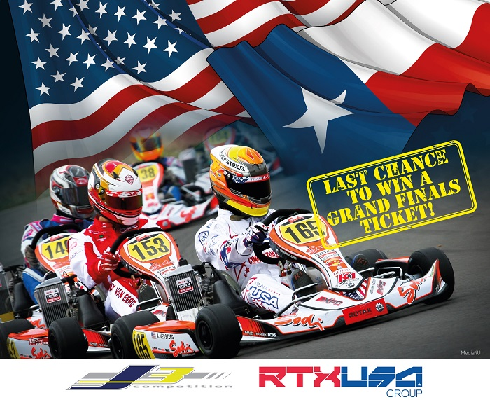 Rotax All Star Finals 2018: Us distributors offer a last chance to win a Rotax Grand Finals ticket on us ground
